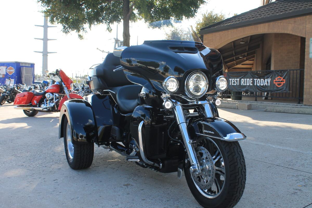Harley Davidson Tri Glide >> 2020 Harley Davidson Tri Glide Ultra Flhtcutg