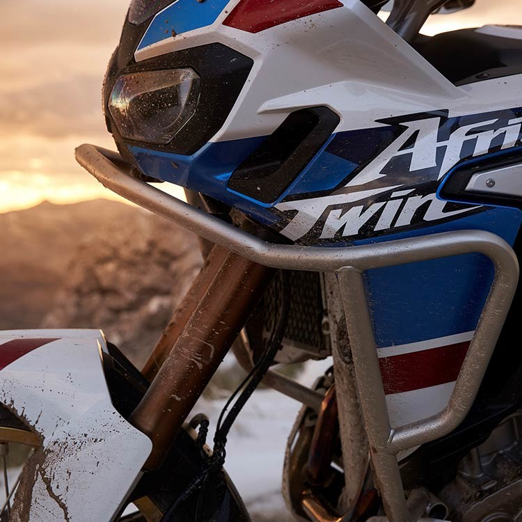 2019 Africa Twin Adventure Sports ES Instagram image 5