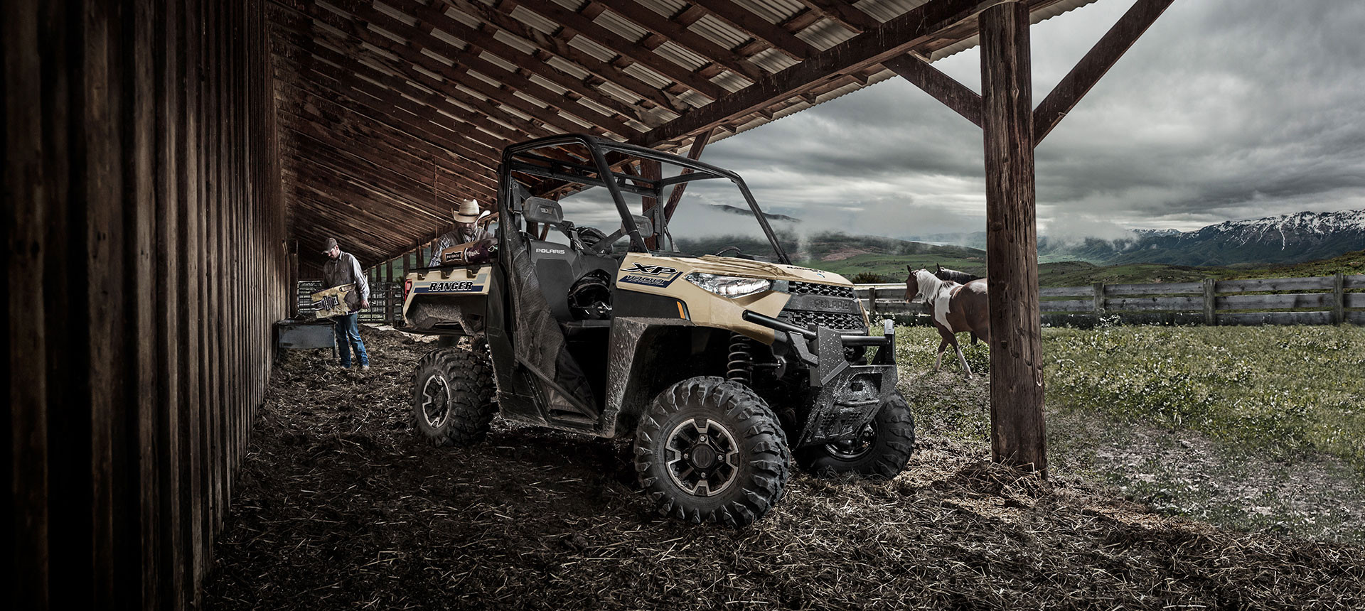 2020 RANGER® XP 1000 High Lifter Edition Instagram image 4