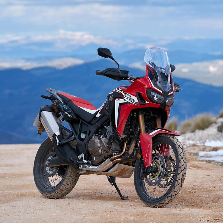 2019 Africa Twin Adventure Sports ES Instagram image 2