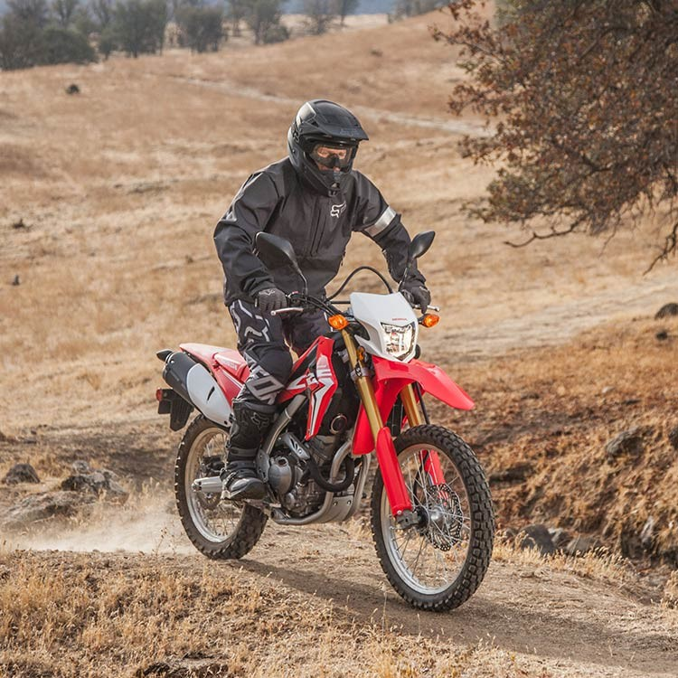 2018 CRF250L ABS Instagram image 3