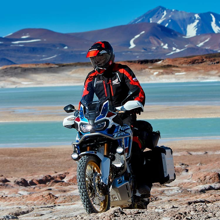 2019 Africa Twin Adventure Sports ES Instagram image 3