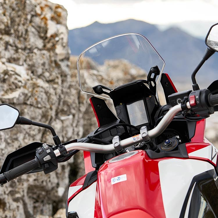 2019 Africa Twin Adventure Sports ES Instagram image 6