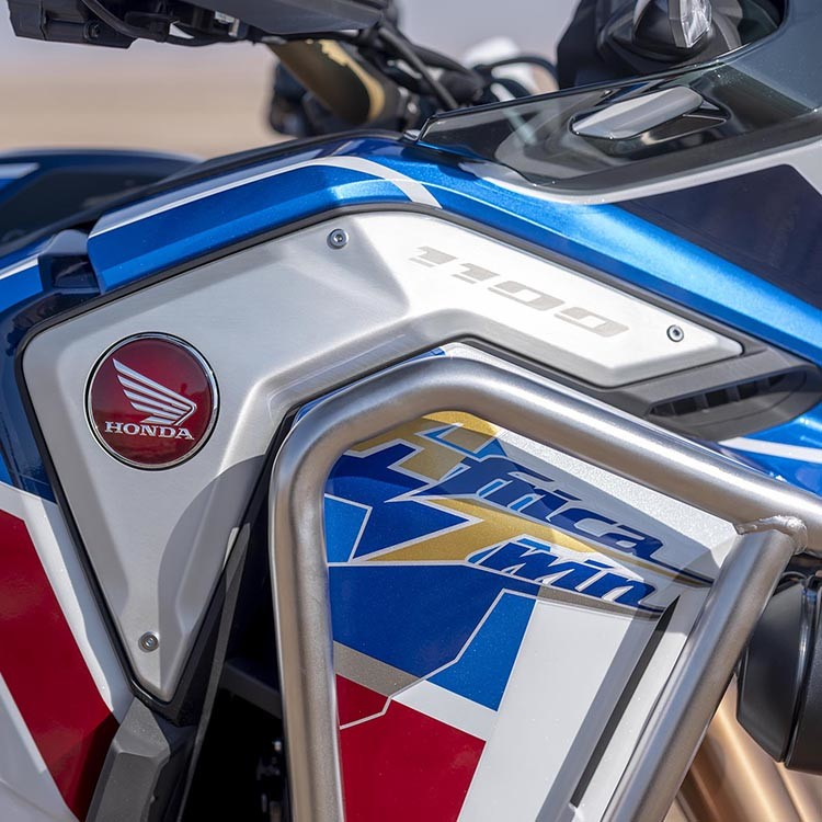 2020 Africa Twin Adventure Sports ES  Instagram image 3