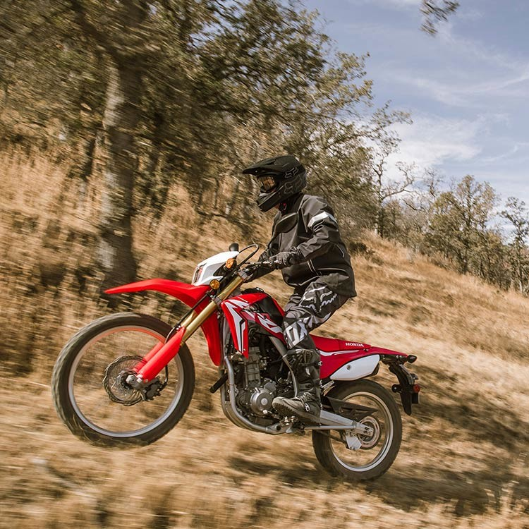 2018 CRF250L RALLY ABS Instagram image 6
