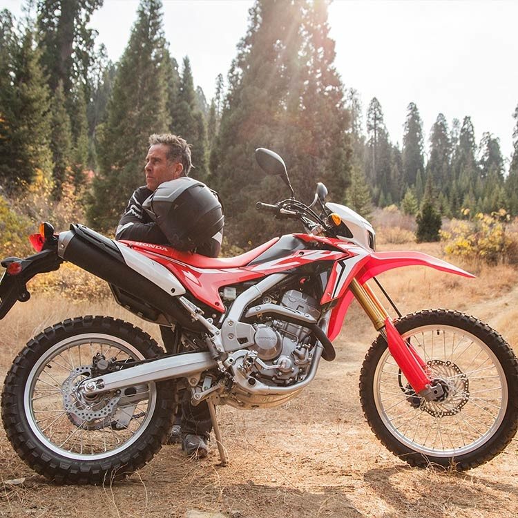 2018 CRF250L Rally Instagram image 2
