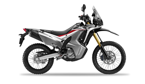 2018 CRF250L RALLY ABS thumbnail