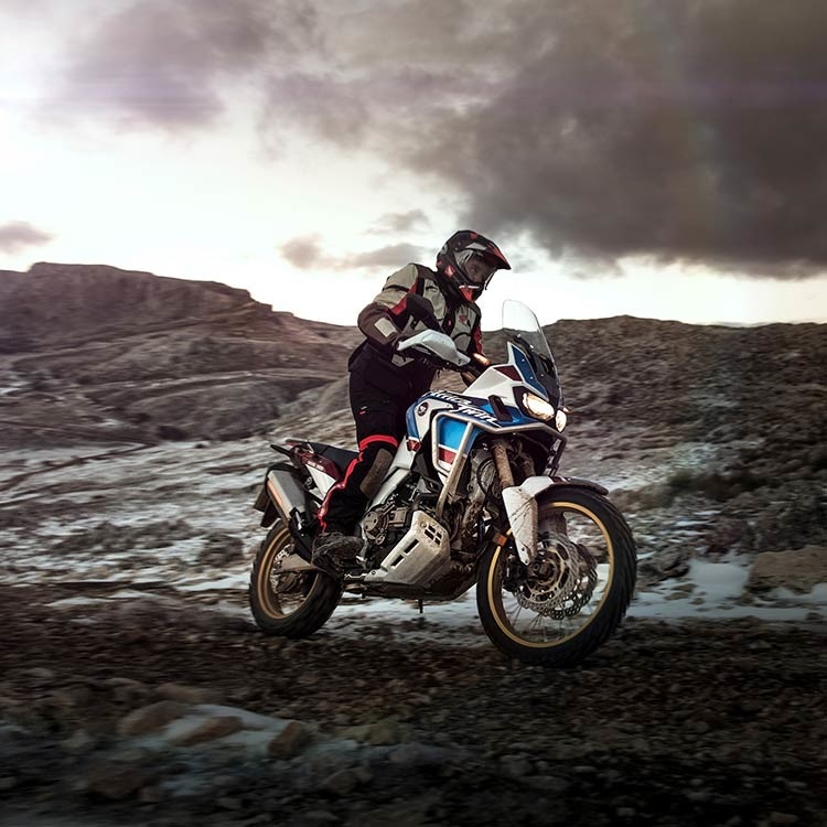 2019 Africa Twin Adventure Sports ES Instagram image 4