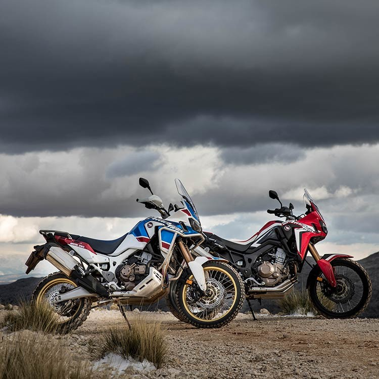 2019 Africa Twin Adventure Sports ES Instagram image 1