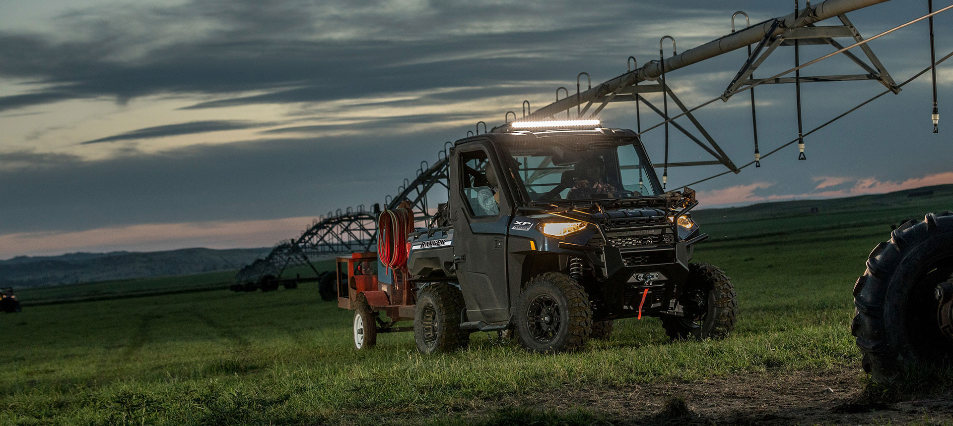 2020 RANGER® XP 1000 High Lifter Edition Instagram image 6