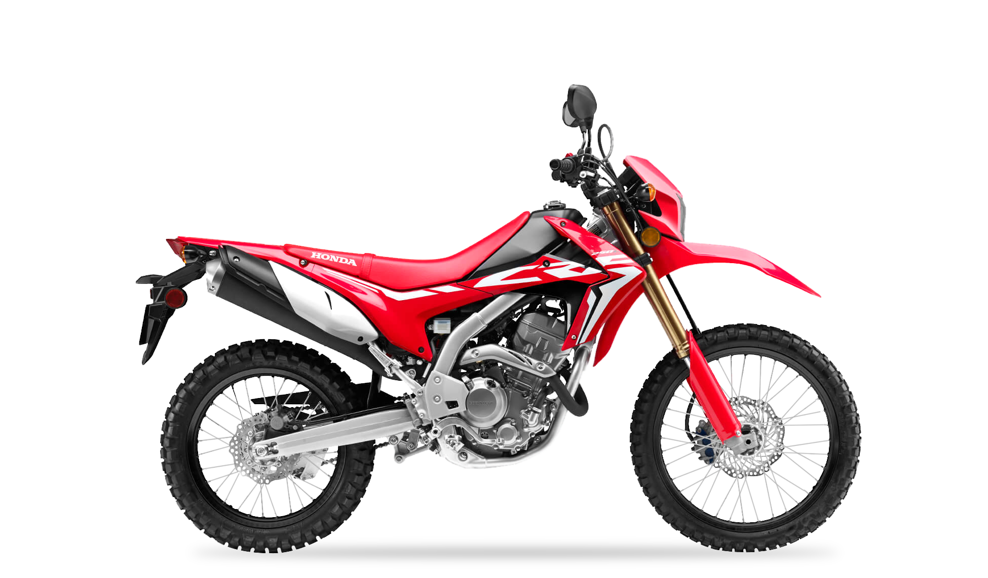 2019 CRF250L ABS