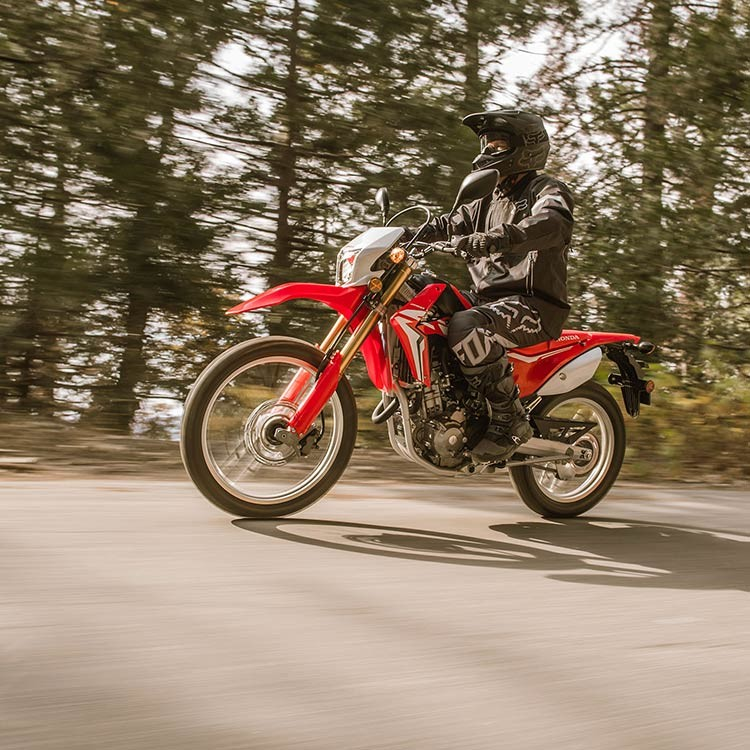 2018 CRF250L ABS Instagram image 4