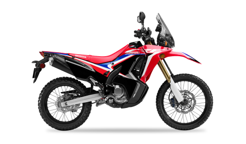 2019 CRF250L Rally ABS thumbnail