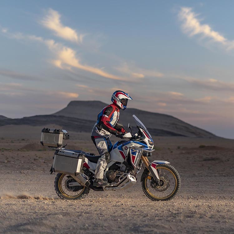 2020 Africa Twin Adventure Sports ES  Instagram image 6