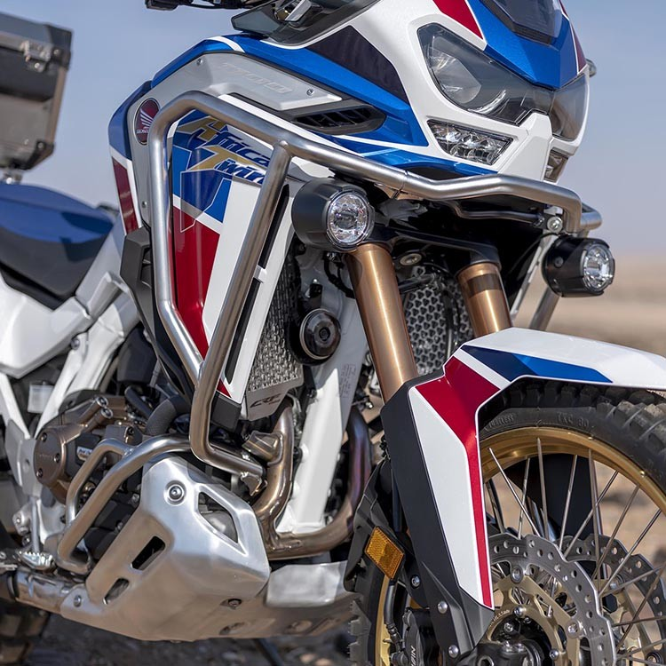 2020 Africa Twin Adventure Sports ES  Instagram image 1