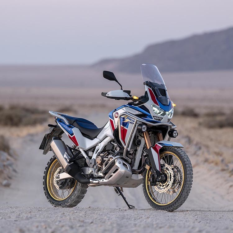 2020 Africa Twin Adventure Sports ES  Instagram image 5