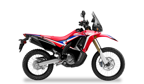 2019 CRF250L Rally ABS