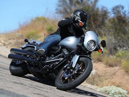 2020 Harley-Davidson Low Rider S First Ride Review