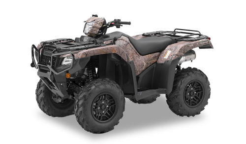 2019 Fourtrax Foreman Rubicon 4X4 Automatic DCT EPS Deluxe thumbnail
