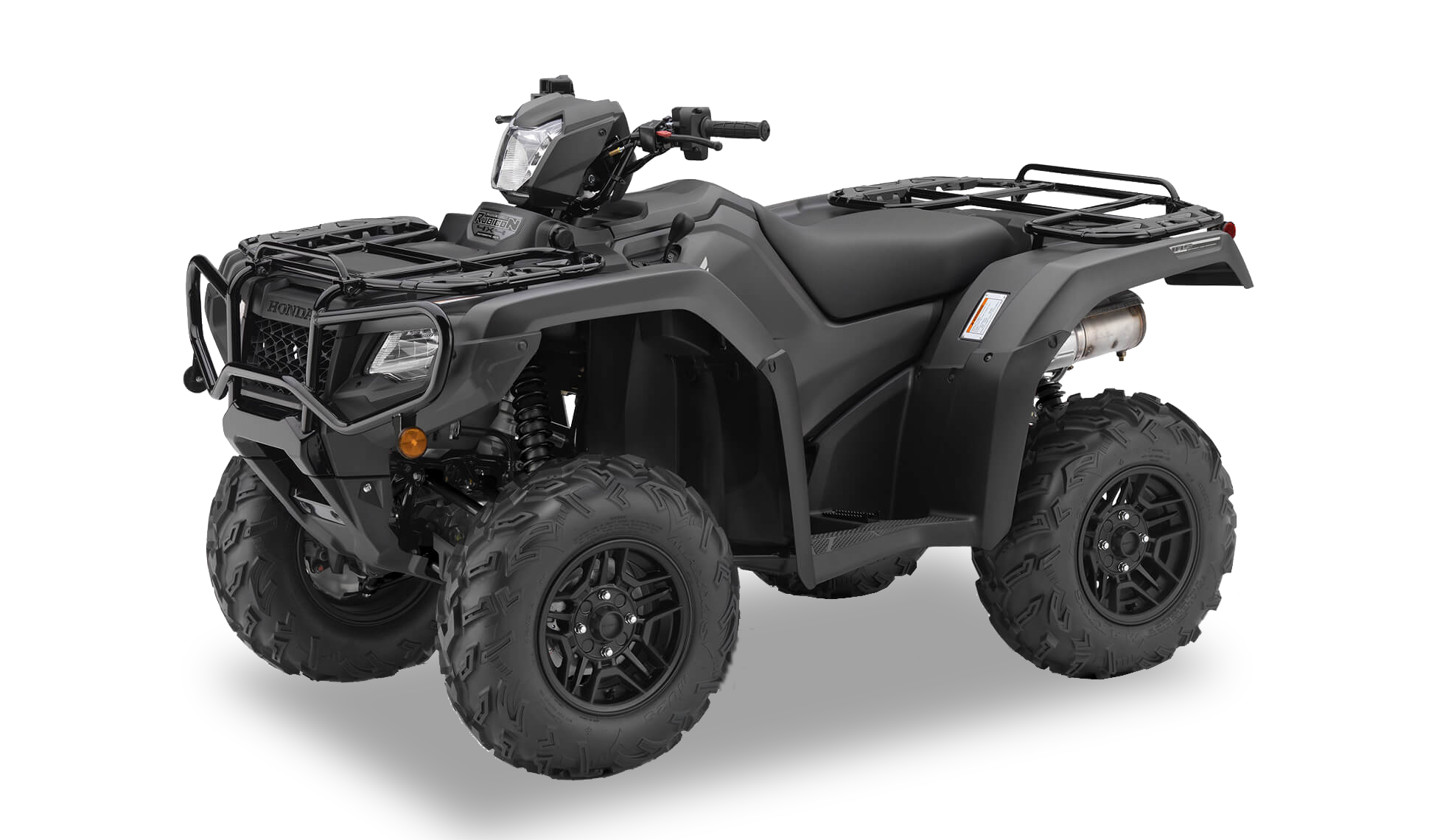 2019 Fourtrax Foreman Rubicon 4X4 Automatic DCT EPS Deluxe