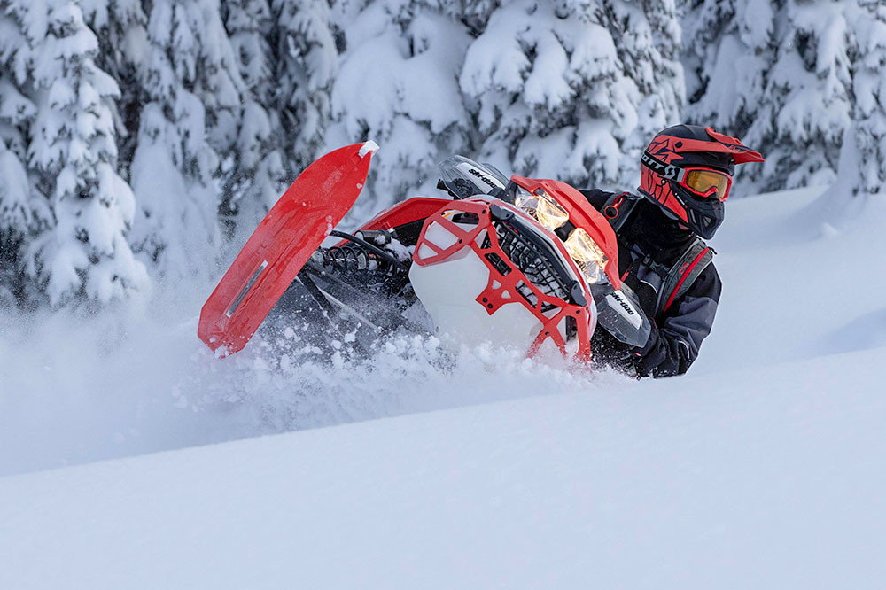 2020 Backcountry X-RS 850 E-TEC® Instagram image 3