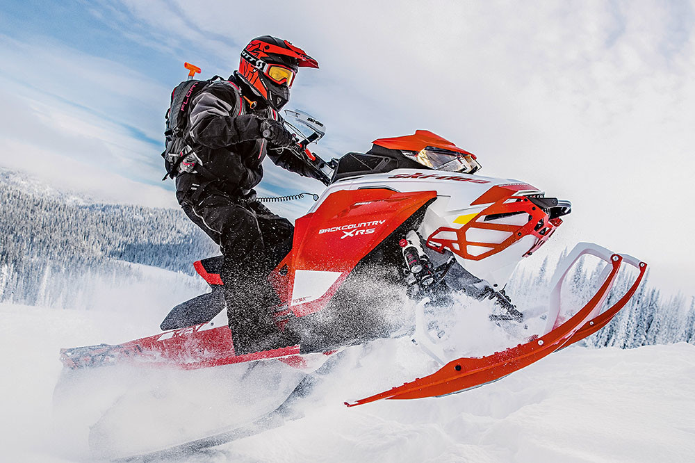 2020 Backcountry X-RS 850 E-TEC® Instagram image 2