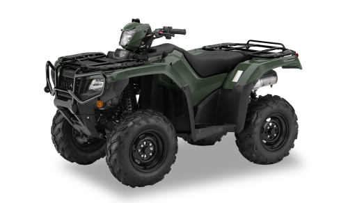 2019 Fourtrax Foreman Rubicon 4X4 Automatic DCT thumbnail