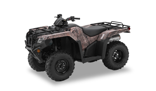 2019 FourTrax Rancher 4x4 Automatic DCT EPS thumbnail