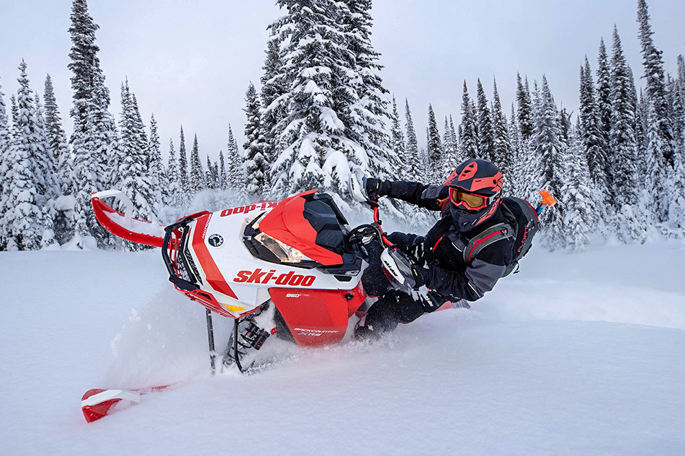 2020 Backcountry X-RS 850 E-TEC® Instagram image 5