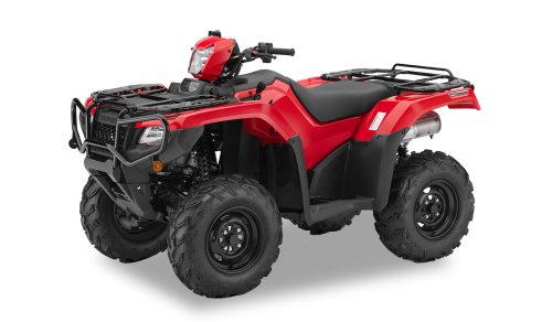 2019 Fourtrax Foreman Rubicon 4X4 Automatic DCT EPS thumbnail