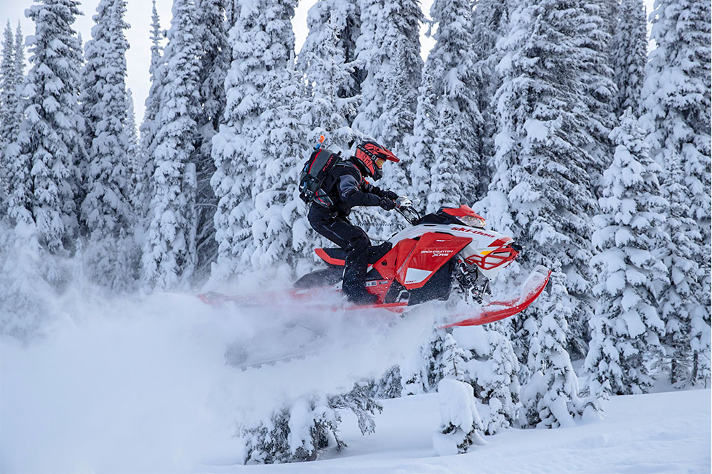 2020 Backcountry X-RS 850 E-TEC® Instagram image 6