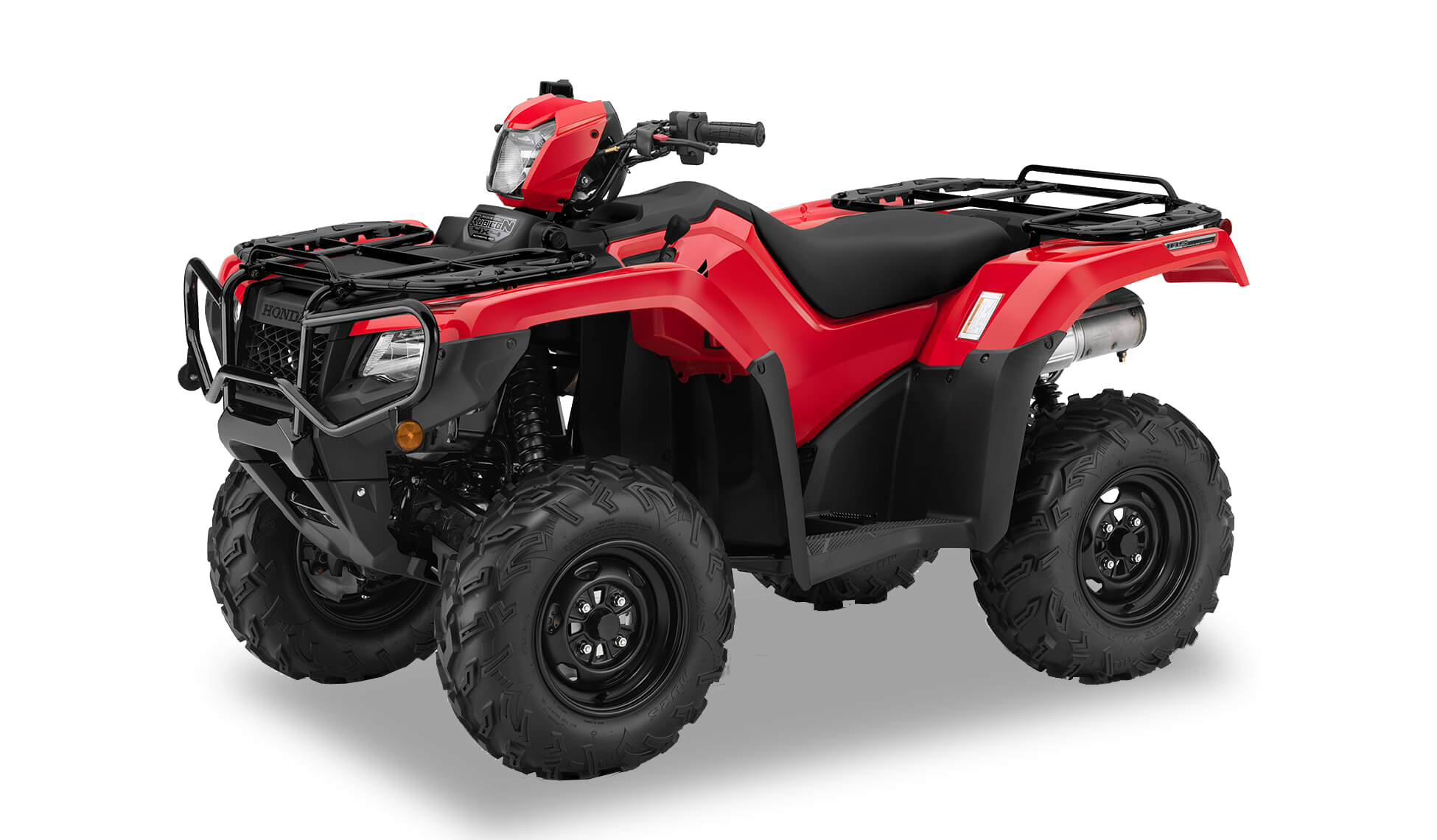 2019 Fourtrax Foreman Rubicon 4X4 Automatic DCT