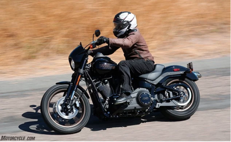 2020 Harley-Davidson Low Rider S Review – First Ride
