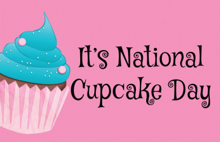 National Cupcake Day!