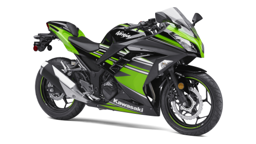 2016 NINJA® 300 ABS KRT Edition