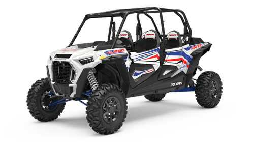 2019 RZR XP® 4 Turbo LE