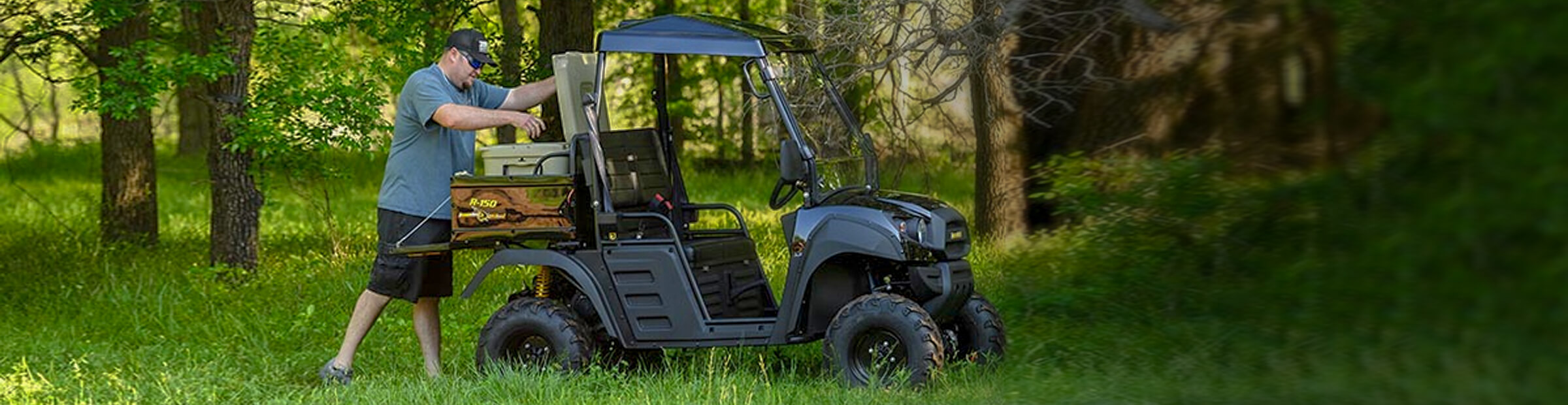 2019 Utility Vehicles