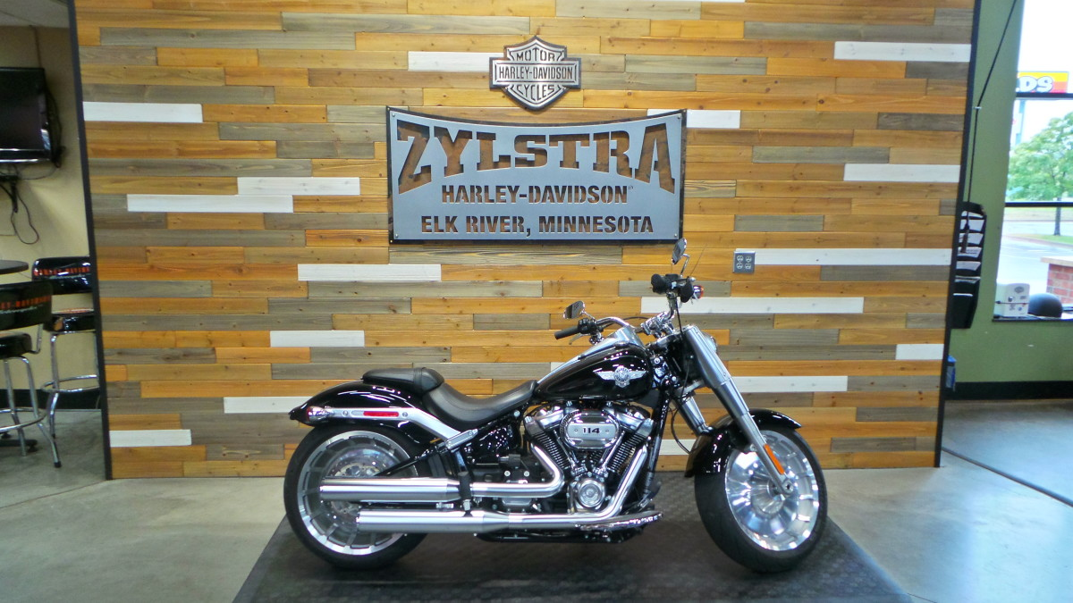 2019 FLFBS SOFTAIL FAT BOY 114