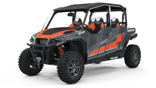 2020 Polaris GENERAL® XP 4 1000 Deluxe thumbnail