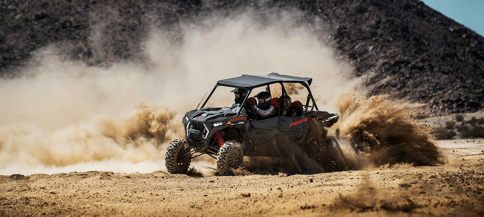 2020 RZR® XP 4 1000 Limited Edition Instagram image 4