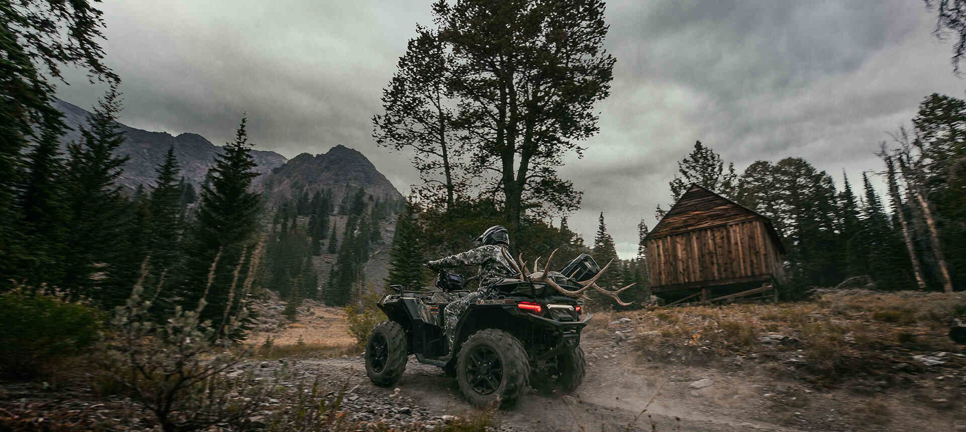 2020 Sportsman® XP 1000 Hunter Edition Instagram image 4
