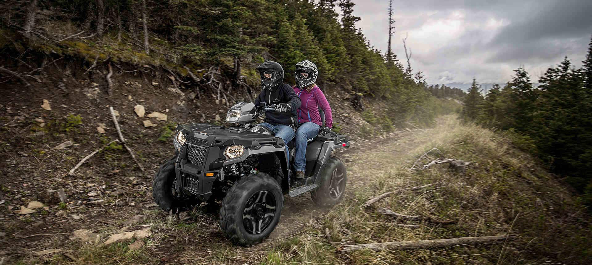 2020 Sportsman® Touring 570 EPS Instagram image 1