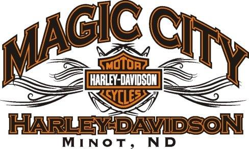 Magic City Harley-Davidson<sup>®</sup> logo