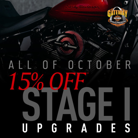 15% off all Stage 1 Engine Upgrades