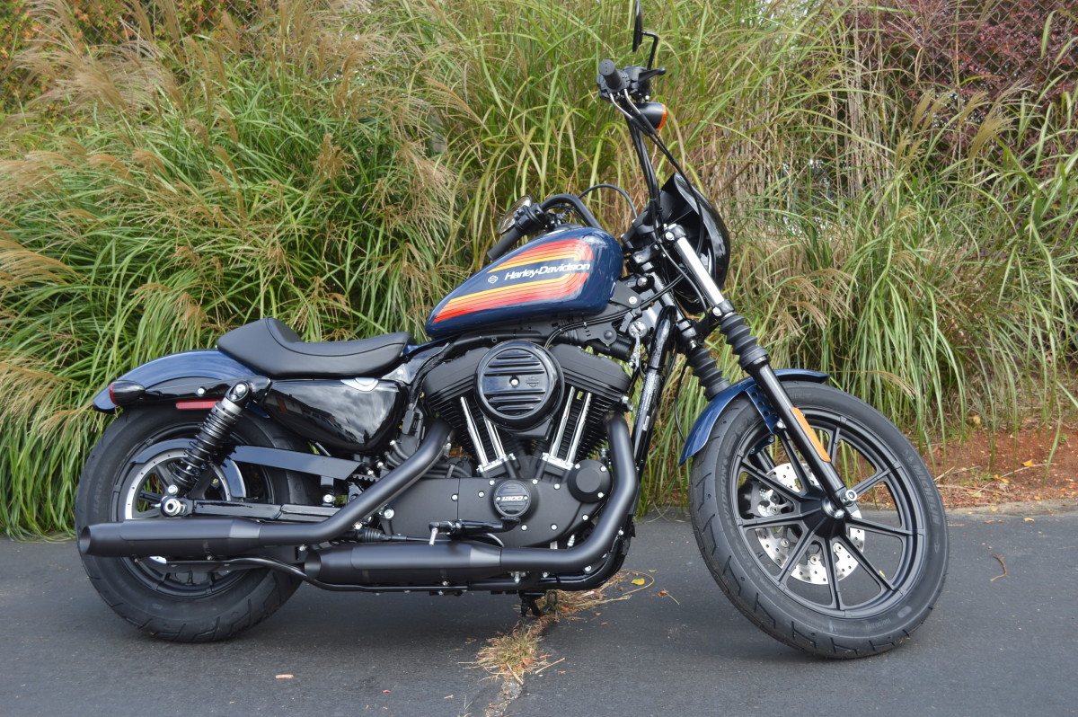 2020 HARLEY-DAVIDSON XL 1200NS Iron 1200™