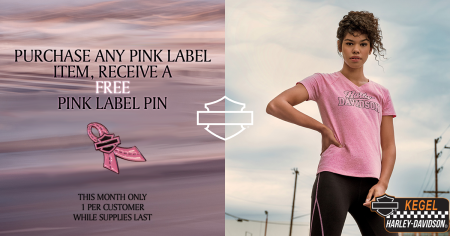 Pink Label Promotion