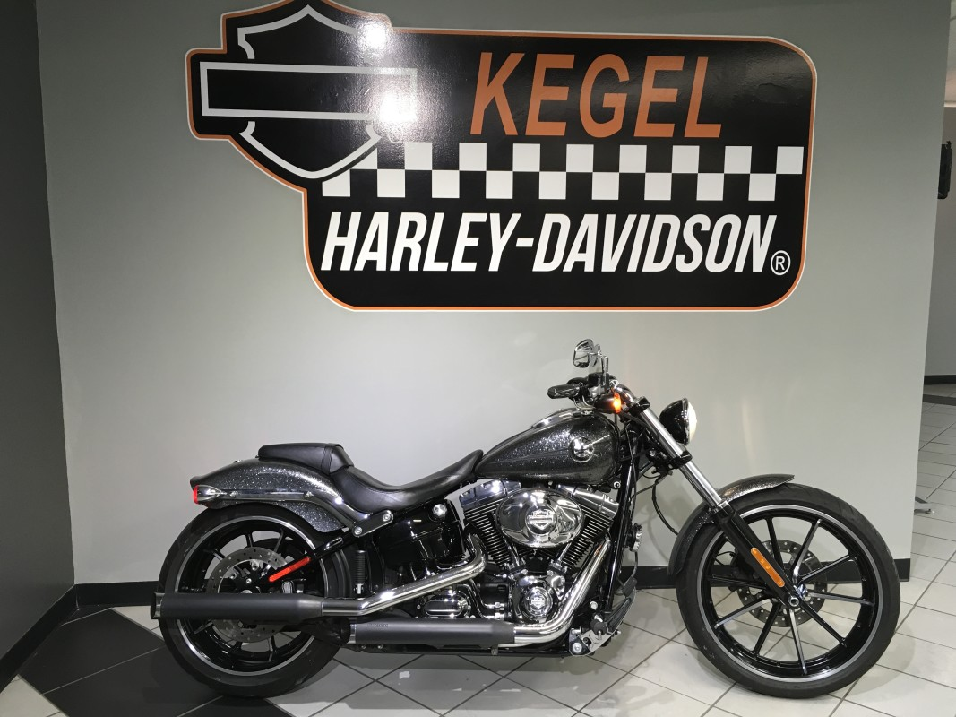 2014 FXSB103 SOFTAIL BREAKOUT