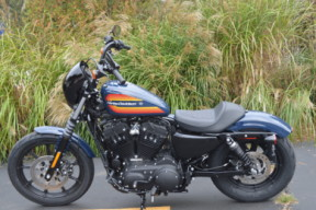 2020 HARLEY-DAVIDSON XL 1200NS Iron 1200™ thumb 1