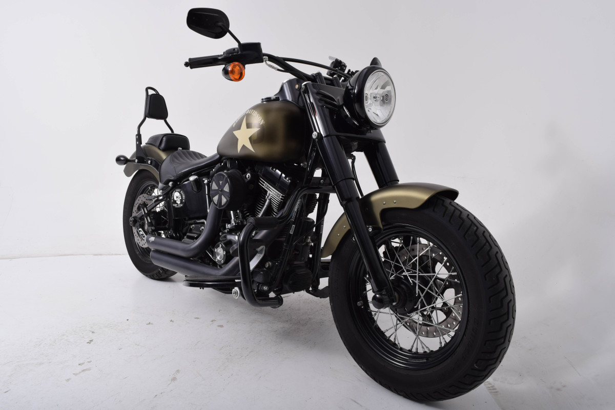 FLSS 2016 Softail Slim<sup>®</sup> S