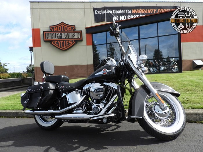 Used 2017 Heritage Softail<sup>®</sup> Classic